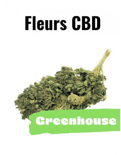 CIDS France | Grossiste Fleurs CBD GreenHouse, Fleurs de Chanvre GreenHouse 0,2% THC